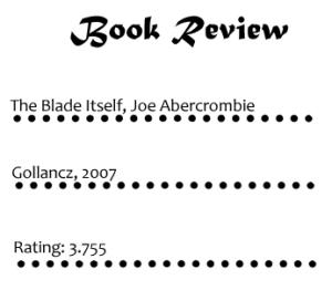 The Blade Itself 1