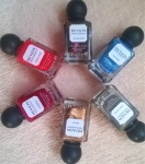 Revlon Nail Varnishes 1