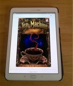 The Tea Machine 3