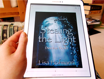 Stealing the Light 3
