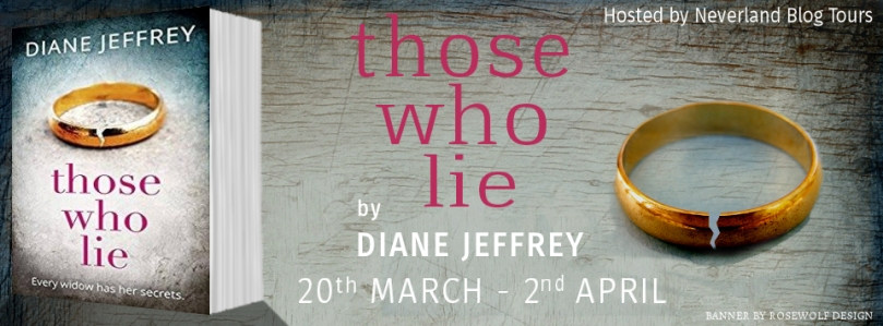 Tour banner THOSE WHO LIE for JENNY