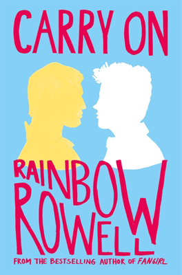 Carry On by Rainbow Rowell - my favourite romance book