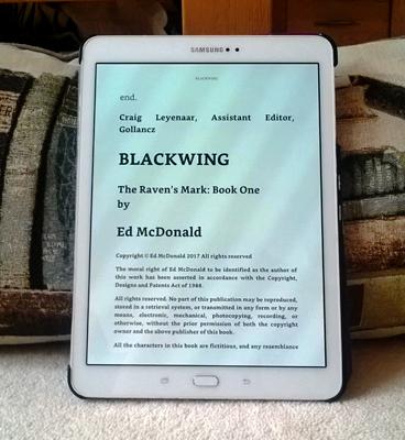 Blackwing 2