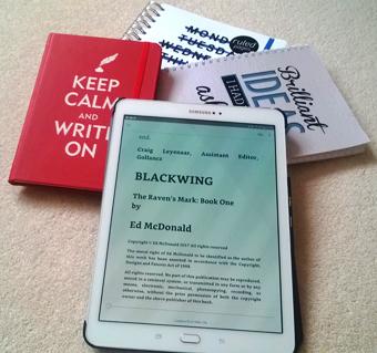 Blackwing 3