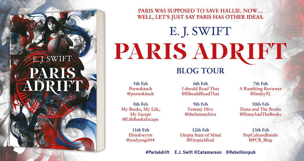 PARIS ADRIFT TOUR 2