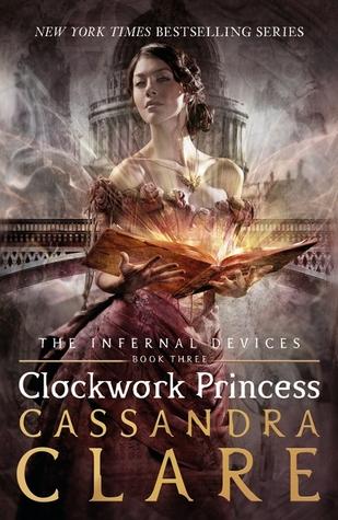 The Clockwork Princess by Cassandra Clare