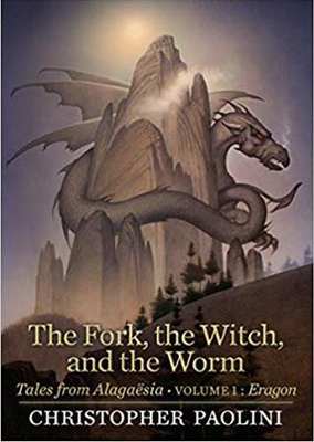The Fork, the Witch and the Worm by Christopher Paolini review