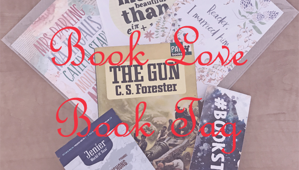 Book Tag: Book Love My take on the Valentine's book tag, featuring books that I love