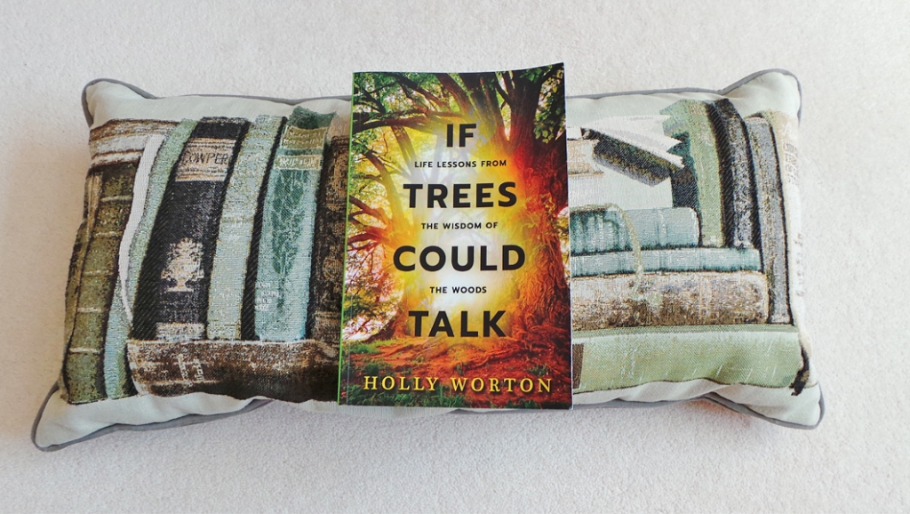Book review: If Trees Could Talk by Holly Worton