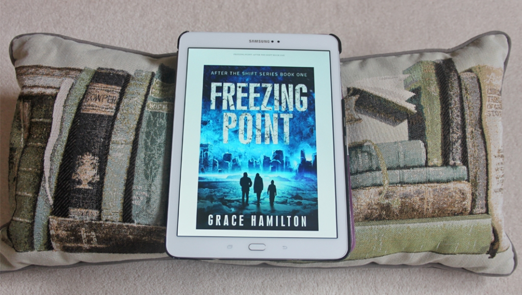 Book review: Freezing Point by Grace Hamilton