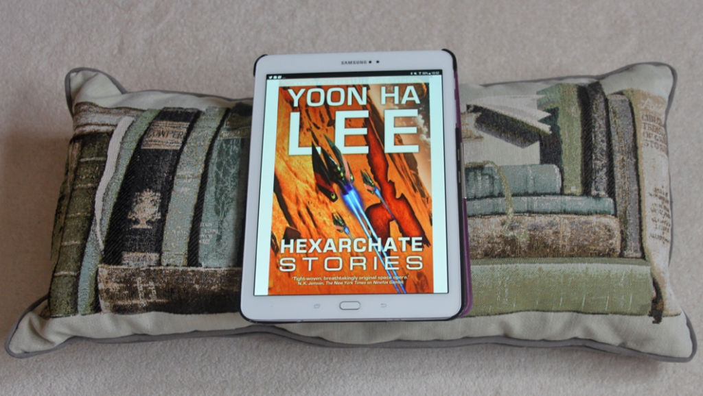 Book review: Hexarchate stories by Yoon Ha Lee