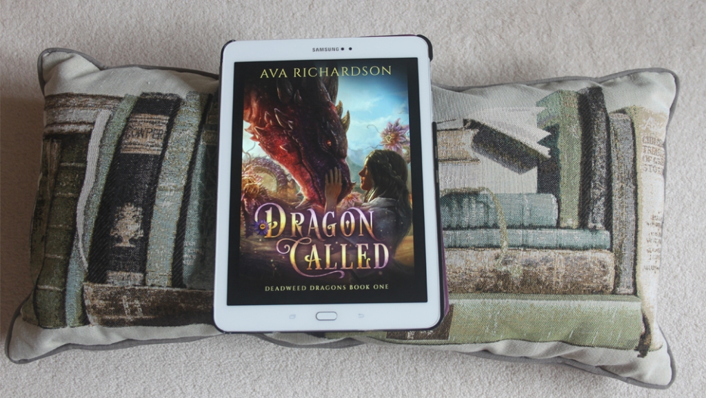 Book review: Dragon Called by Ava Richardson