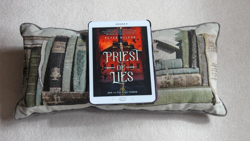 Book review: Priest of Lies by Peter McLean