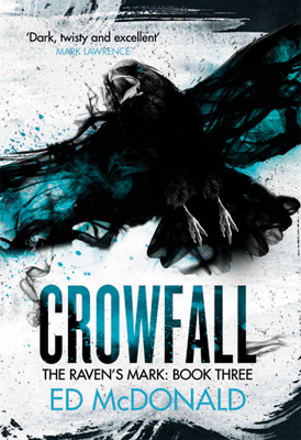 Crowfall by Ed McDonald