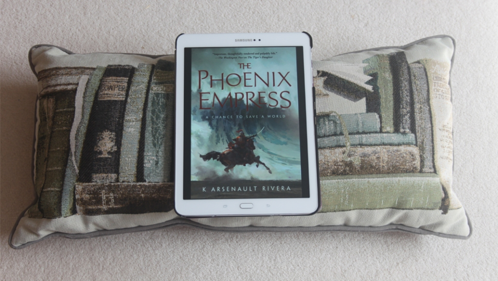 Book review: The Phoenix Empress by K. Arsenault Rivera
