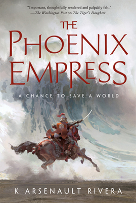 The Phoenix Empress by K. Arsenault Rivera