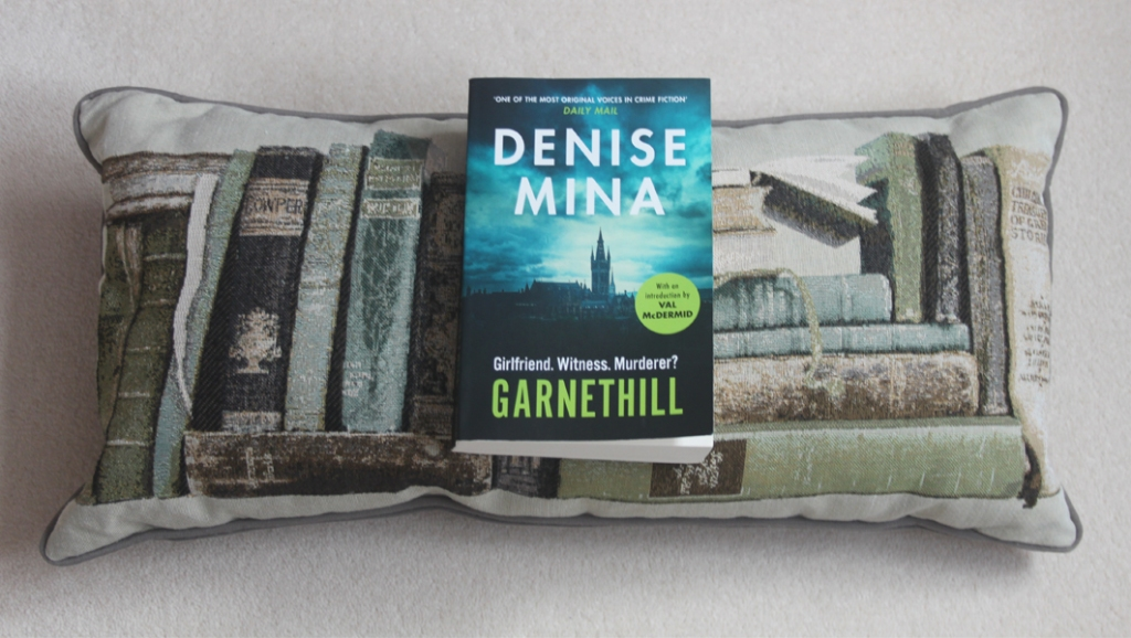 Book review: Garnethill by Denise Mina