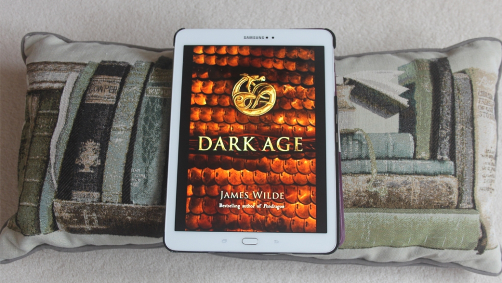 Book review: Dark Age by James Wilde