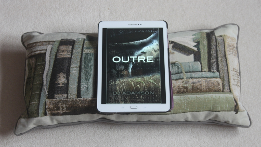 Book review: Outre by D.J Adamson