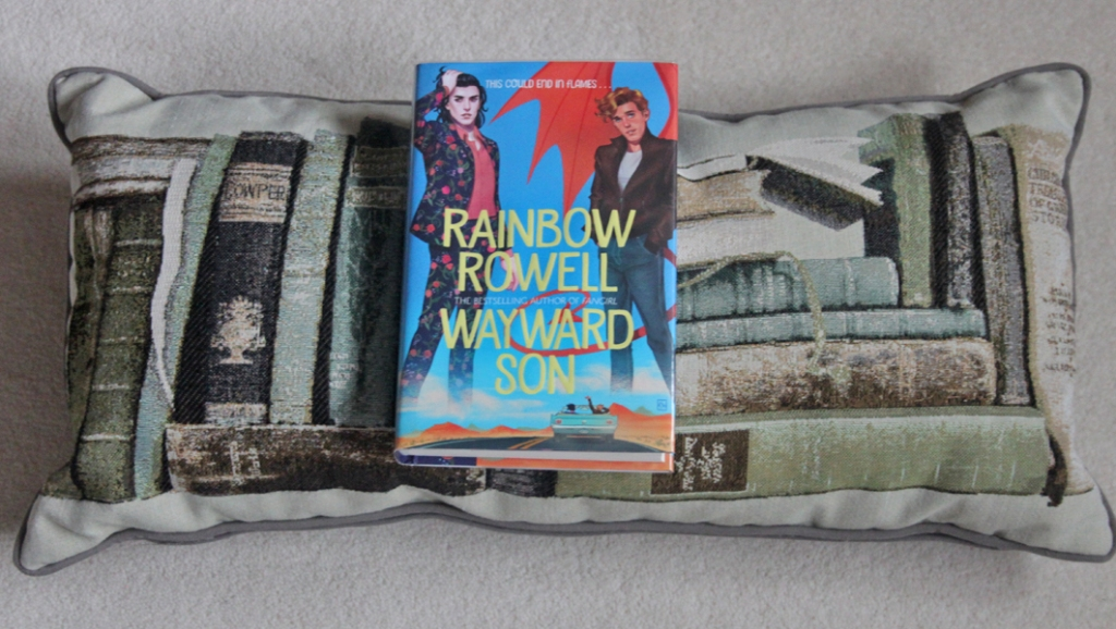 Book review: Wayward Son by Rainbow Rowell