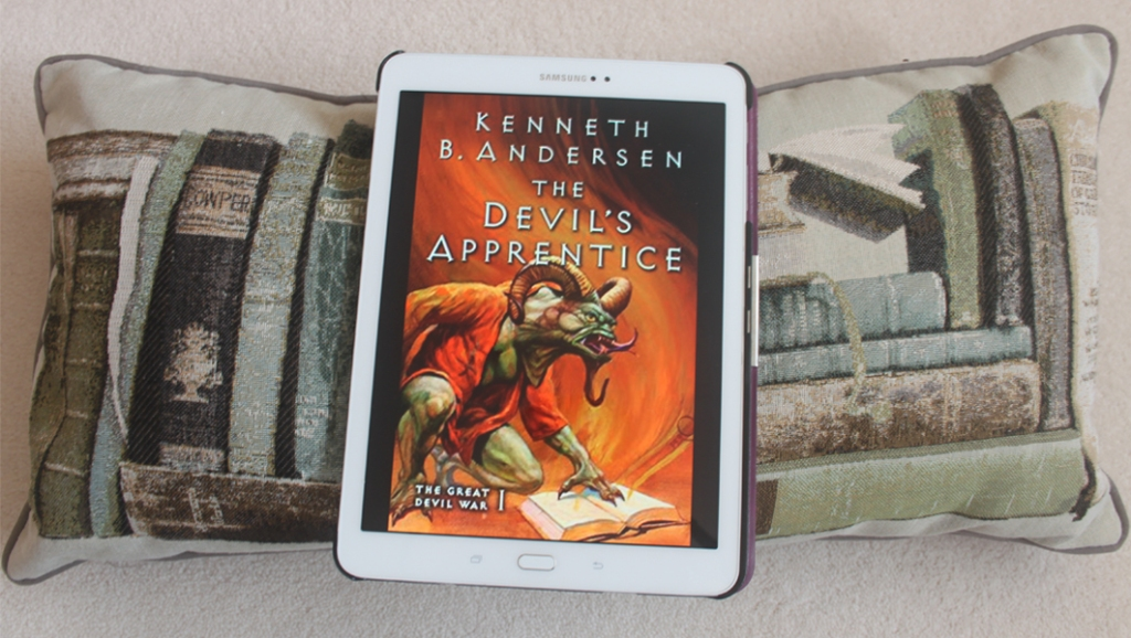 Book Review: The Devil's Apprentice by Kenneth B. Andersen
