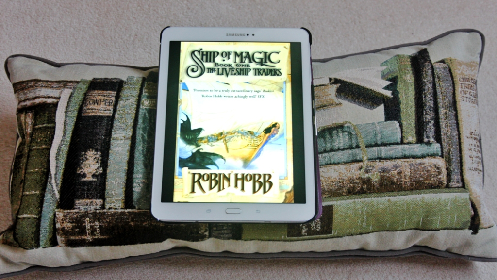 Book review: Ship of Magic by Robin Hobb