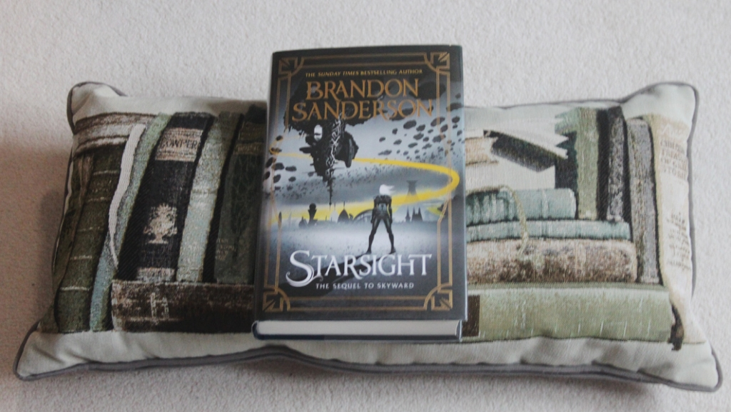 Book review: Starsight by Brandon Sanderson